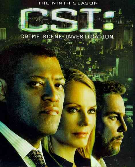 CSI:CRIME SCENE INVESTIGATION SSN 9 BY CSI: CRIME SCENE INV (Blu-Ray)